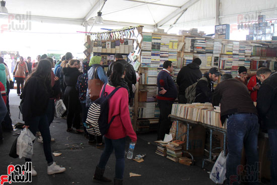 معرض القاهرة للكتاب (30)