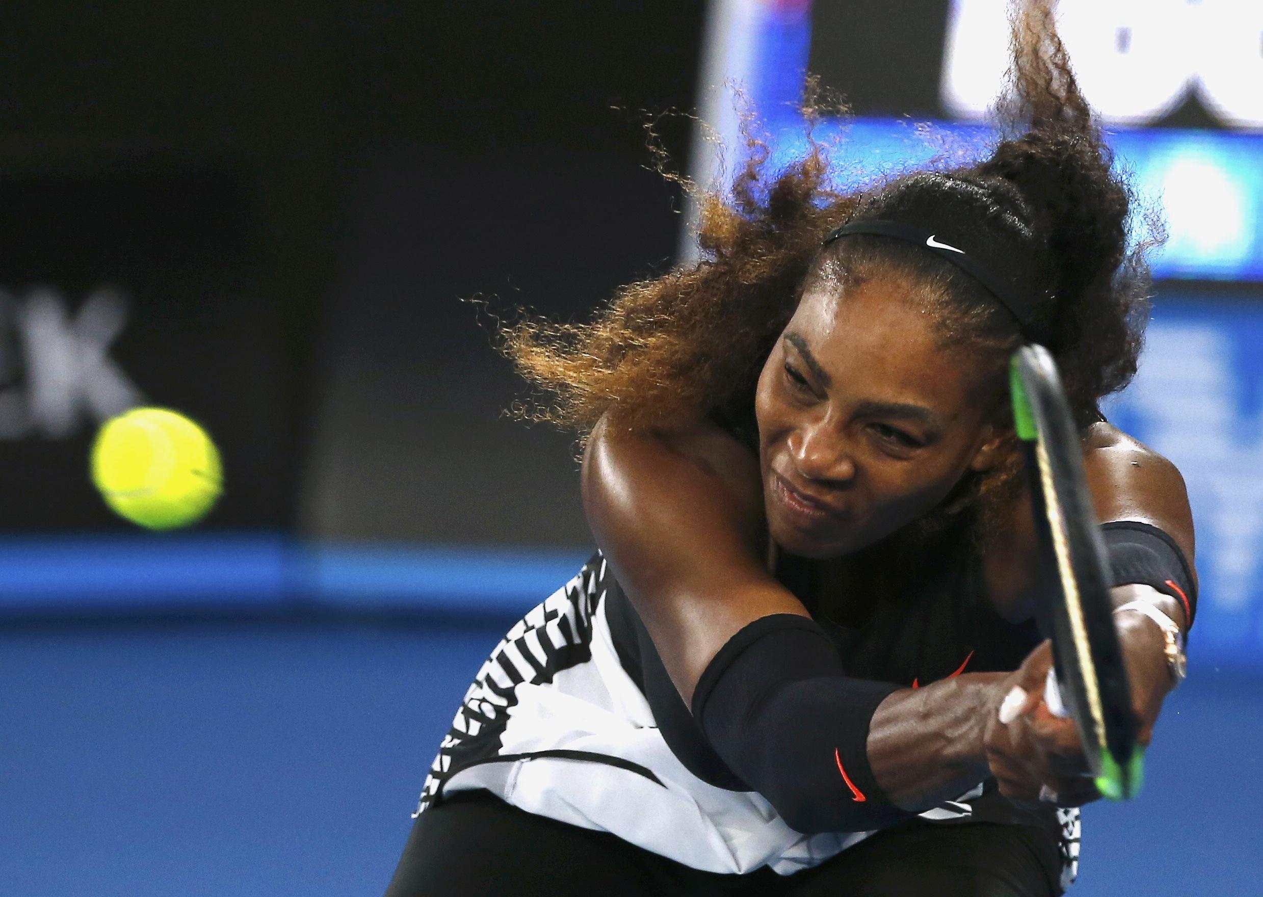 سيرينا وليامز فازت فى نهائي البطولة على شيقتها فينوس