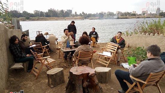 تجمع-الفنانين-على-ضفاف-النيل