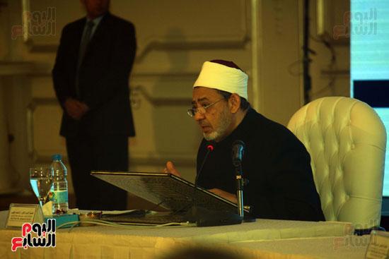 اجتماع مجلس حكماء المسلمين (26)