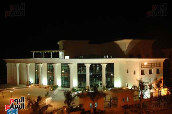 مكتبة الأقصر العامة واجهة الثقافة والتنوير بمدينة مهد الحضارات الأقصر