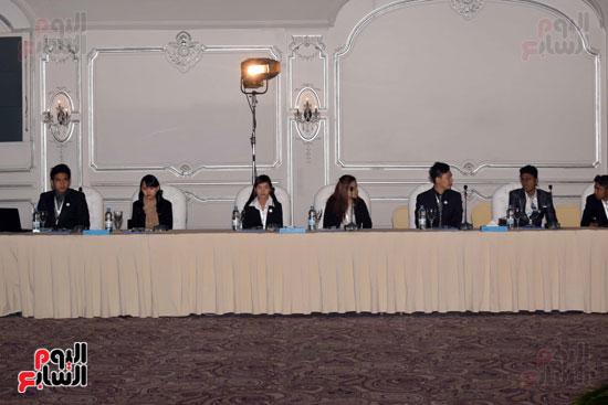 اجتماع مجلس حكماء المسلمين (2)