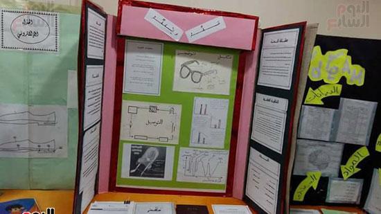 أنشطة معرض انتل للعلوم والهندسة داخل مكتبة الأقصر العامة