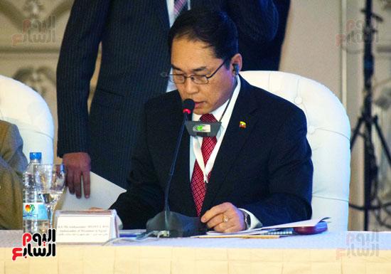 اجتماع مجلس حكماء المسلمين (28)