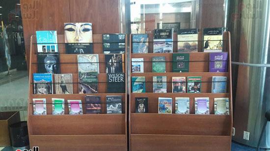 تطويرات وإضافة كتب جديدة لمكتبة الأقصر العامة