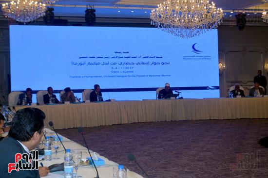 اجتماع مجلس حكماء المسلمين (12)