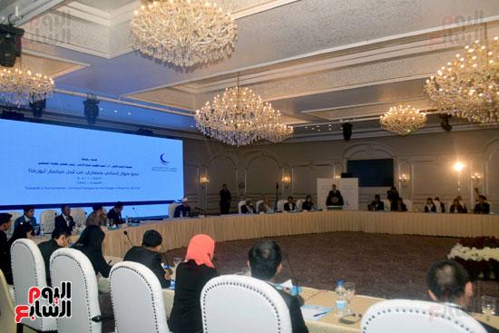 اجتماع مجلس حكماء المسلمين (10)