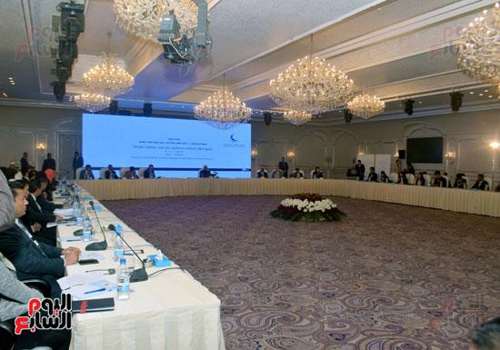 اجتماع مجلس حكماء المسلمين (8)