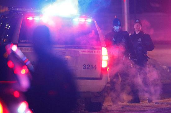 انتشار سيارات الشرطة