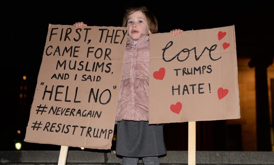 الحب يتغلب على الكراهية