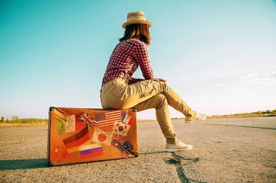 قواعد ترتيب الحقيبة أثناء السفر