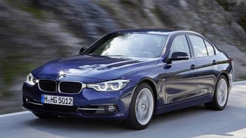 BMW 2017 318i