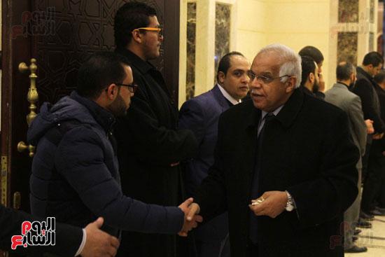 الدكتور جلال السعيد وزير النقل
