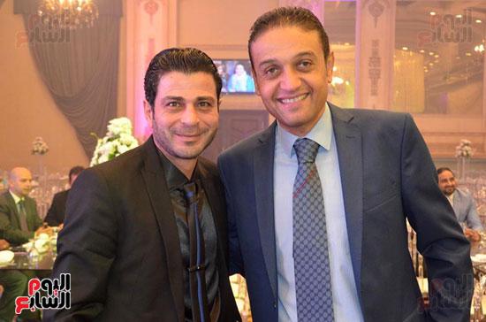 رجل الاعمال احمد ايوب واحمد حميد