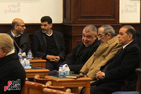 زكريا عزمى ومحمد عبد القدوس و إبراهيم منصور