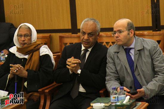 مصطفى بكرى عضو مجلس النواب