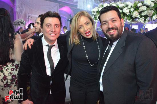 ريم البارودى ومحمد عبد المنعم