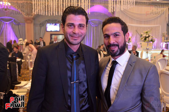 احمد حميد وصديقه