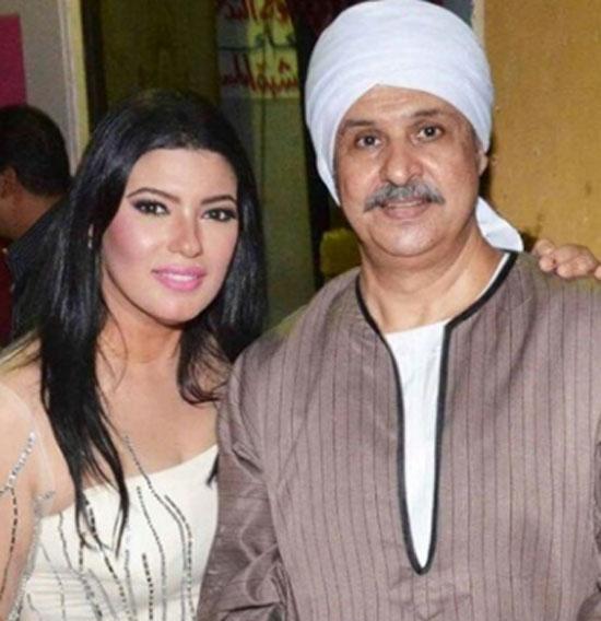 محمود الدسوقى زوج ابنة الفنانة فيفى عبده
