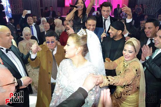 رقص احمد ادم وصابرين