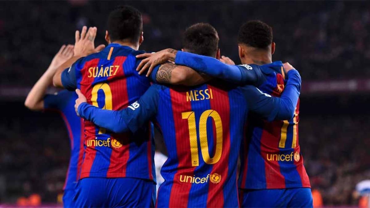 برشلونة يستهدف استعادة وصافة الدوري الاسباني