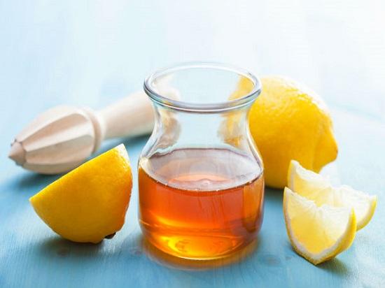 الروزماري المغلي والليمون