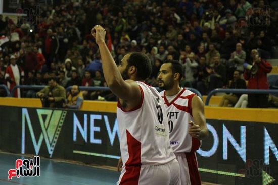 عناصر منتخب مصر ولقطة فى المباراة