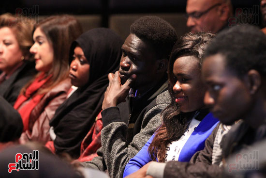 بعض من الحضور
