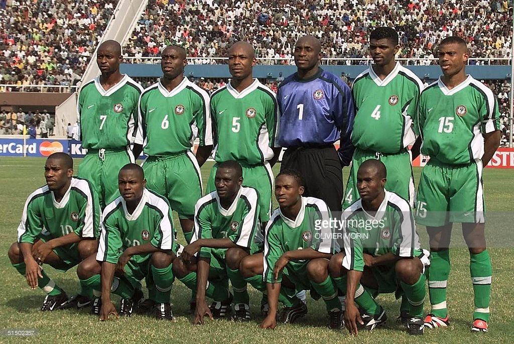 منتخب نيجيريا عام 2000