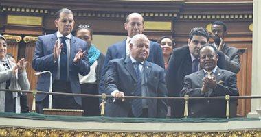 البرلمان يوافق نهائيًا على مشروع قانون