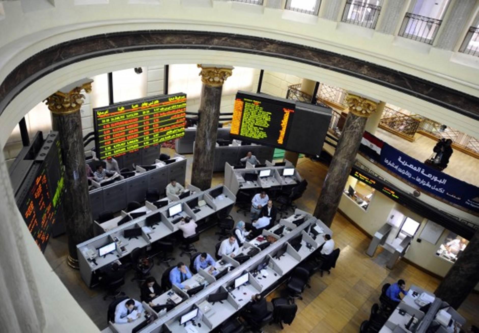 البورصة-المصرية