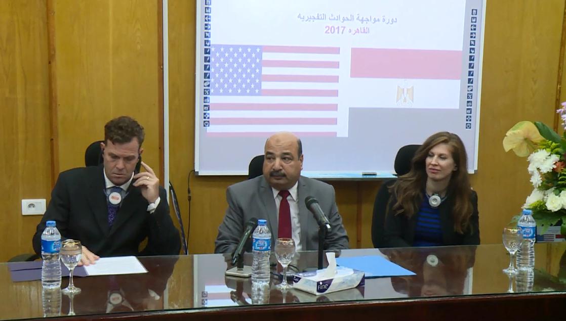 اللواء علاء الدجوي مساعد وزير الداخلية للشرطة المتخصصة