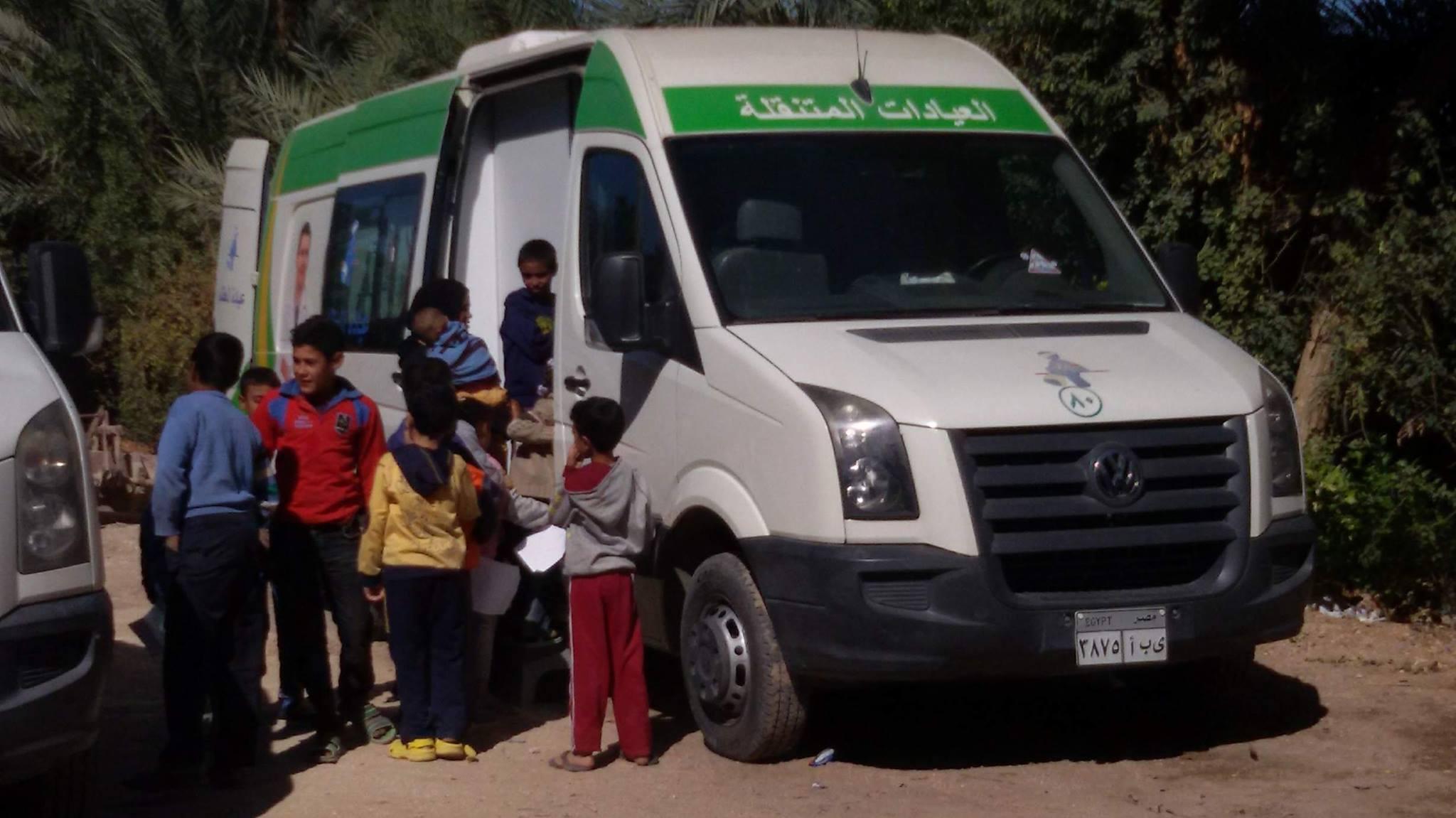 مستقبل وطن بالأقصر يواصل قافلة علشان تبنيها الطبية المجانية بقري المحافظة (2)