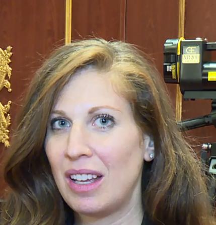 جيني ماركيز مدير مكافحة الارهاب بالخارجية الامريكية