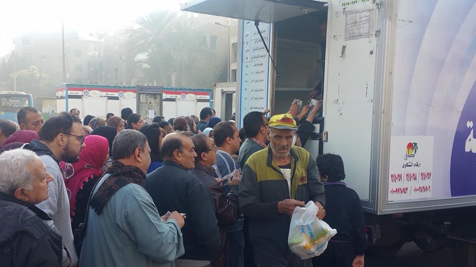 سيارات تحيا مصر (2)