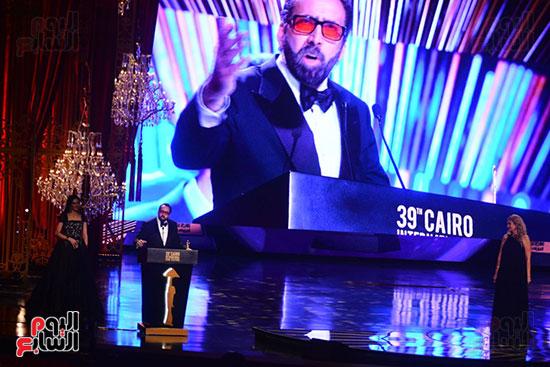 صور مهرجان القاهرة السينمائى (21)