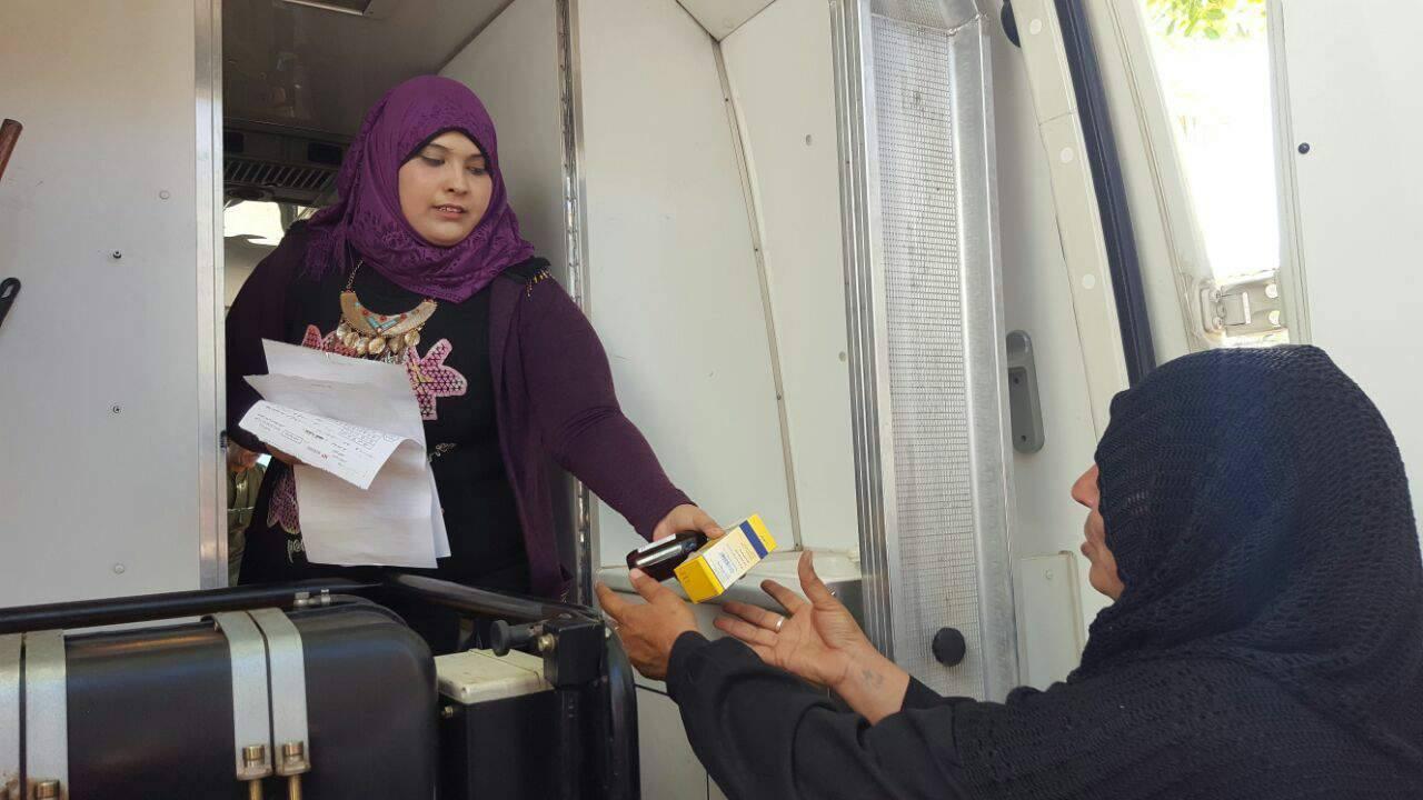 مستقبل وطن بالأقصر يواصل قافلة علشان تبنيها الطبية المجانية بقري المحافظة (4)