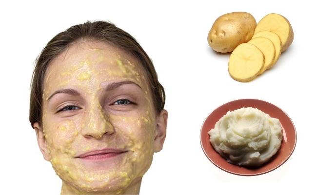 ماسك البطاطس1