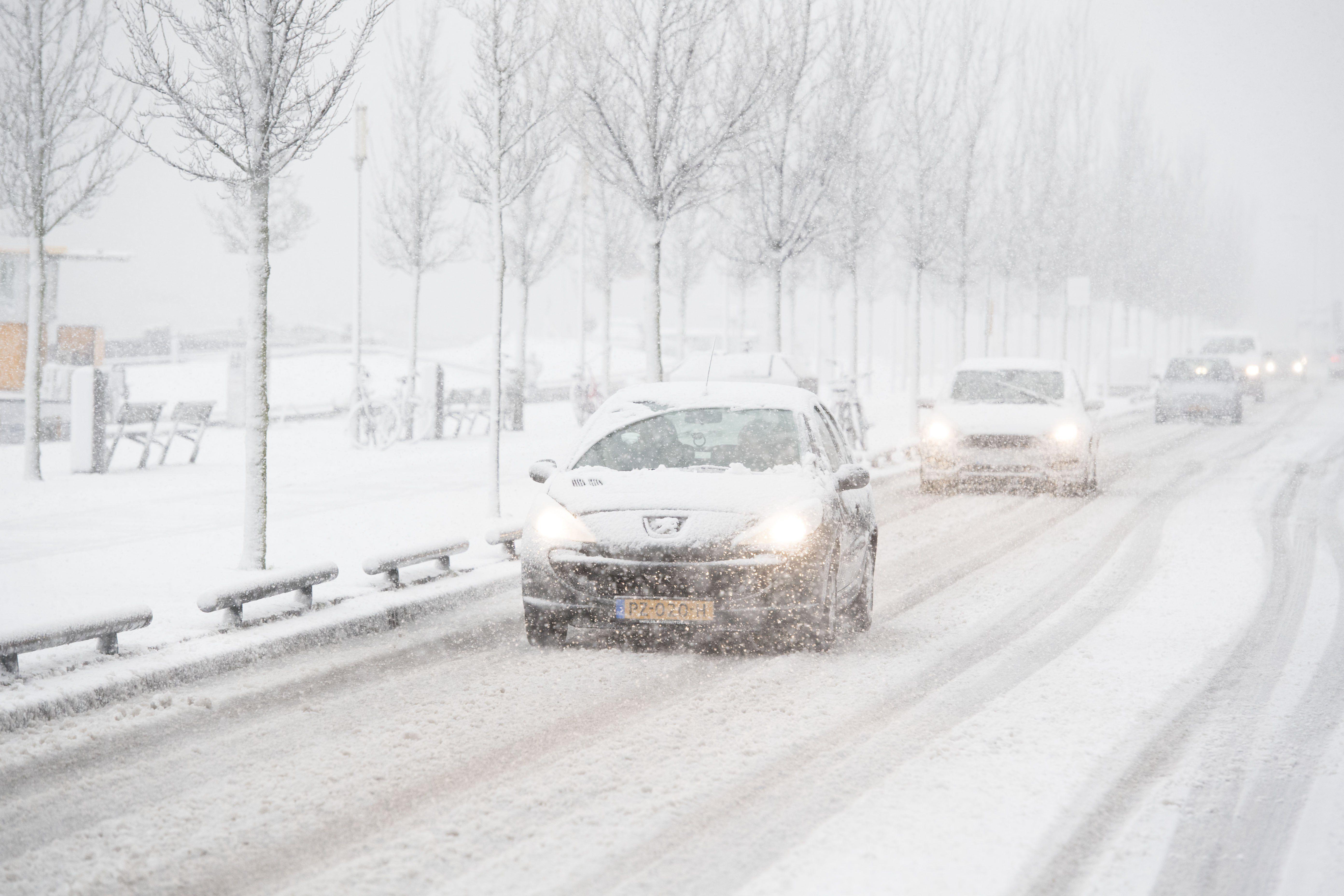 الثلوج الكثيفة تعرقل حركة النقل والسير فى أوروبا 1478241-تعطل-الحركة-