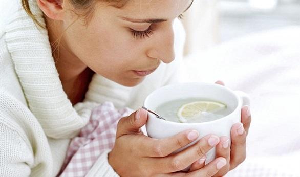 تناول المشروبات الدافئة ضرورى فى ادوار البرد والانفلونزا