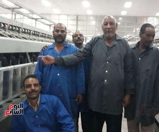 مصنع غزل قنا (2)