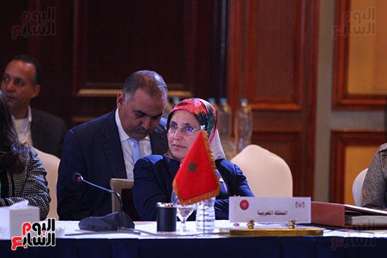 صور الاجتماع الثامن للمجلس الاعلى لمنظمه المرأه العربيه (28)