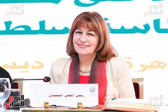 صور الاجتماع الثامن للمجلس الاعلى لمنظمه المرأه العربيه (14)