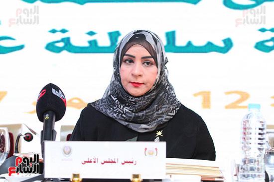 صور الاجتماع الثامن للمجلس الاعلى لمنظمه المرأه العربيه (15)