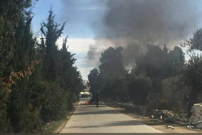 عنف قوات الاحتلال فى الخليل