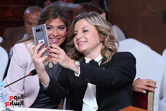 صور الاجتماع الثامن للمجلس الاعلى لمنظمه المرأه العربيه (4)