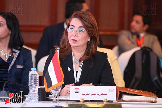 صور الاجتماع الثامن للمجلس الاعلى لمنظمه المرأه العربيه (20)