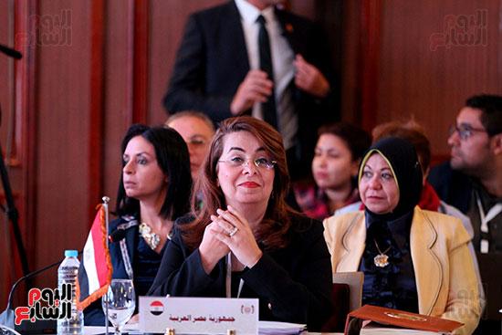 صور الاجتماع الثامن للمجلس الاعلى لمنظمه المرأه العربيه (30)