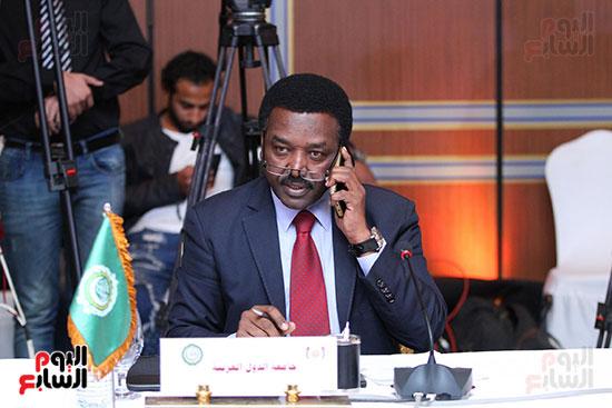 صور الاجتماع الثامن للمجلس الاعلى لمنظمه المرأه العربيه (18)