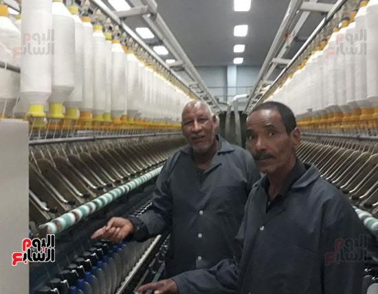 مصنع غزل قنا (5)